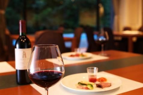 浅間酒造の赤ワイン
