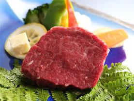 上州牛のフィレステーキ