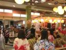 毎晩やってます!湯もみショー&櫻太鼓ショー