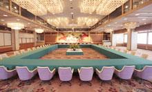 多彩なコンベンションホール